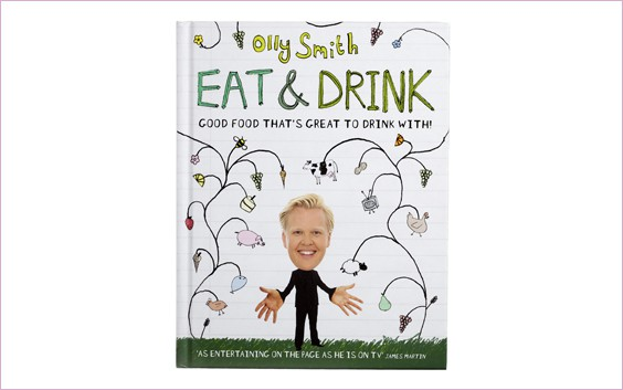 Eat & Drink, signed copy